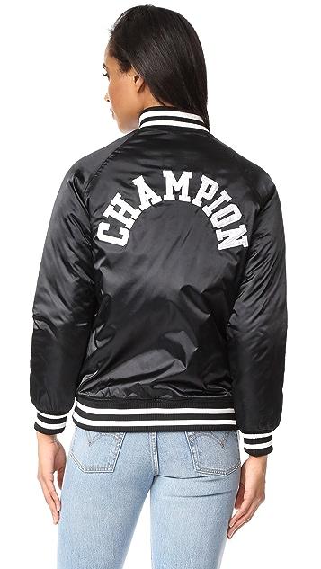 Champion Premium Reverse Weave Bomber Jacket