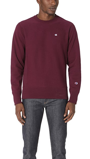 eb379c235360 Champion Premium Reverse Weave Crew Neck Sweatshirt