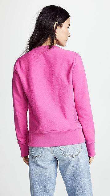 Champion Premium Reverse Weave Crewneck Sweatshirt
