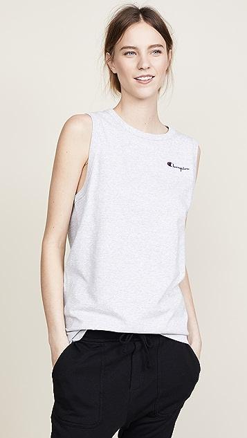 Champion Premium Reverse Weave Muscle T-Shirt
