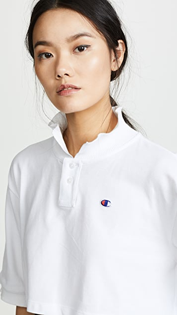 Champion Premium Reverse Weave Polo Shirt