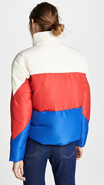 Champion Premium Reverse Weave Puffer Jacket
