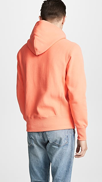 Champion Premium Reverse Weave Hooded Sweatshirt
