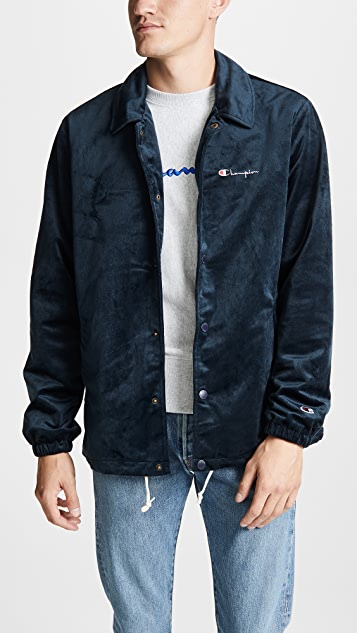 Champion Premium Reverse Weave Coach Jacket