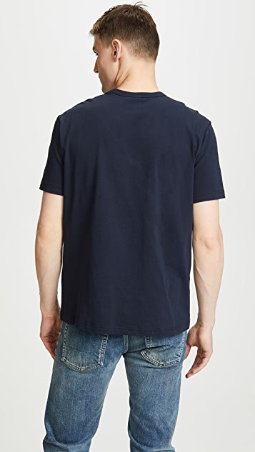 Champion Premium Reverse Weave Large Logo T-Shirt
