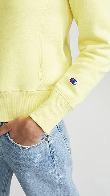 Champion Premium Reverse Weave 圆领运动衫
