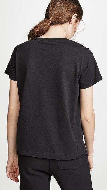 Champion Premium Reverse Weave Classic Script T-Shirt