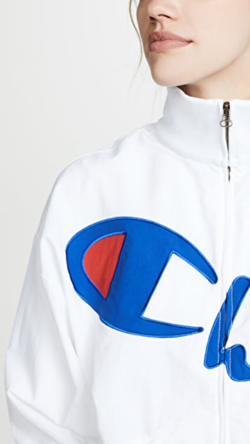 Champion Premium Reverse Weave Full Zip Jacket