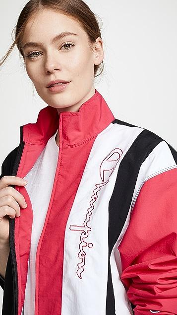 Champion Premium Reverse Weave Track Jacket