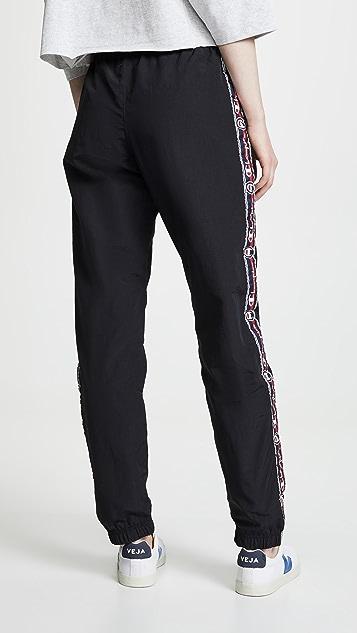 Champion Premium Reverse Weave Elastic Cuff Track Pants