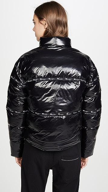 двусторонняя ткань Champion Premium Пуховая куртка