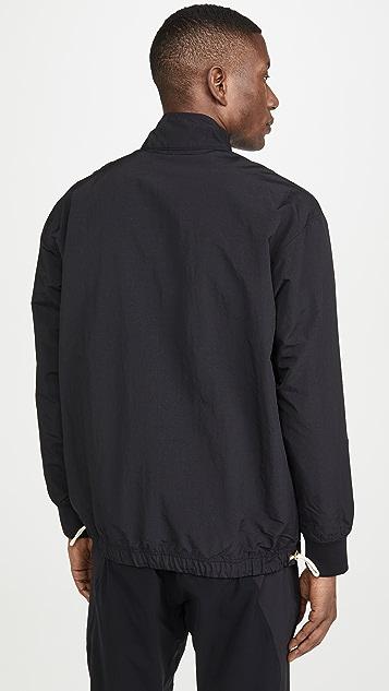 Champion Premium Reverse Weave Half Zip Track Jacket