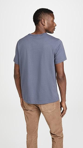 Champion Premium Reverse Weave Small Logo T-Shirt