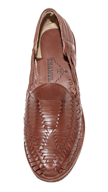 Chamula Cancun Huarache Loafers