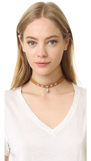 Chan Luu Amanda Choker Necklace