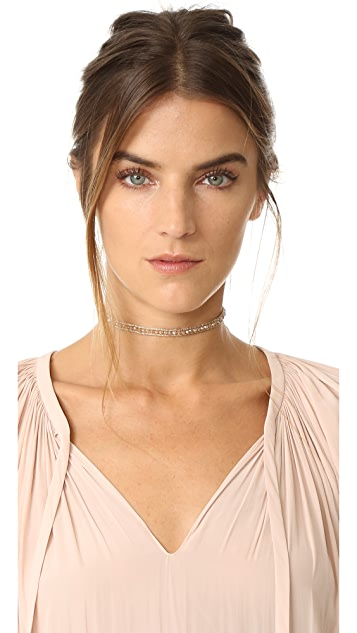 Chan Luu Adjustable Choker Necklace