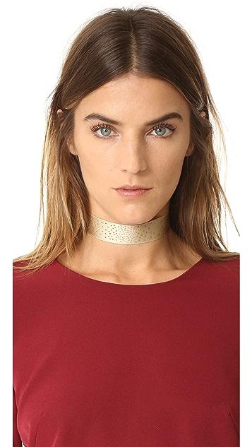 Chan Luu Sparkle Choker Necklace