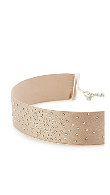 Chan Luu Sparkle Choker Necklace