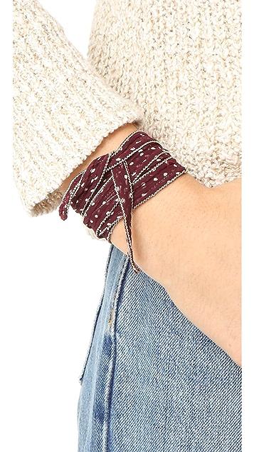 Chan Luu Convertible Wrap Bracelet