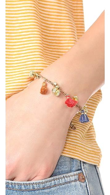 Chan Luu Pull Tie Bracelet