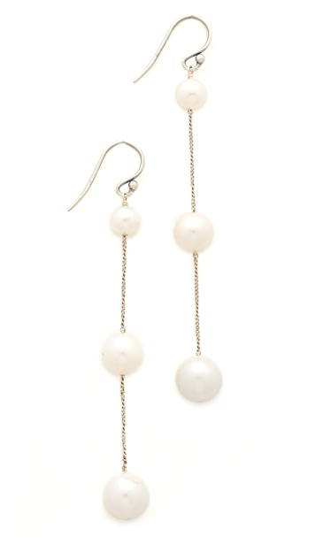 Chan Luu Tiered Earrings