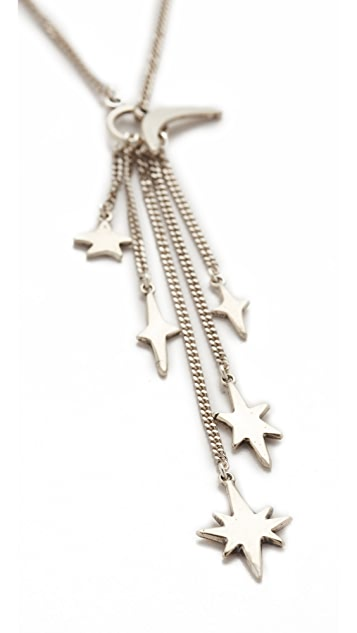 Chan Luu Fringe Necklace