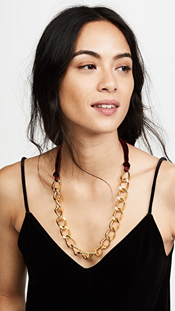 Chan Luu Wine Necklace
