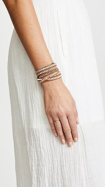 Chan Luu Multi Wrap Bracelet
