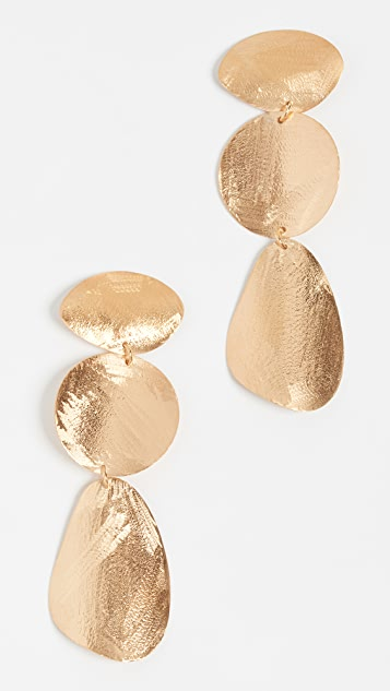Chan Luu 3 Tier Earrings