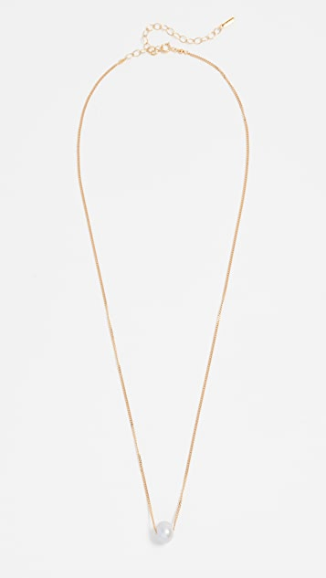 Chan Luu Grey Freshwater Cultured Pearl Necklace