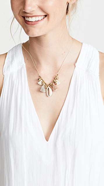 Chan Luu Shell Charm Necklace