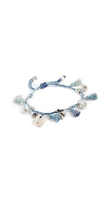 Chan Luu Shell Charm Bracelet