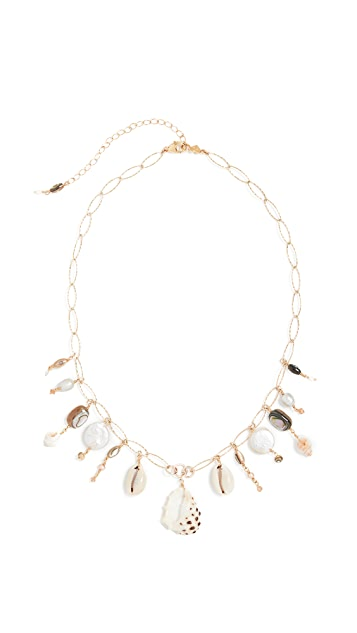 Chan Luu Shell Necklace