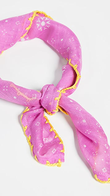 Chan Luu Bandana Hair Tie