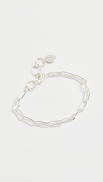 Chan Luu Silver Chain Bracelet