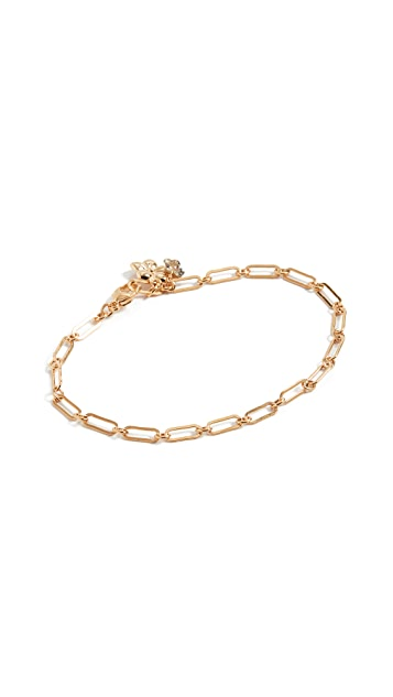 Chan Luu Gold Chain Anklet