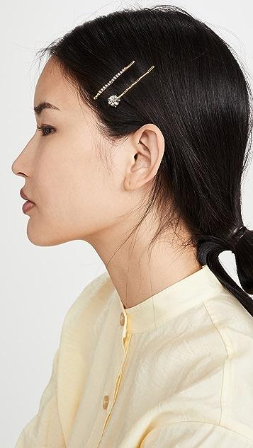 Chan Luu Pearl Mix Bobby Pin Set