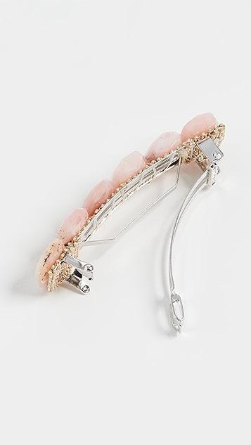 Chan Luu Заколка для волос с розовым опалом