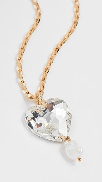 Chan Luu White Mix Necklace