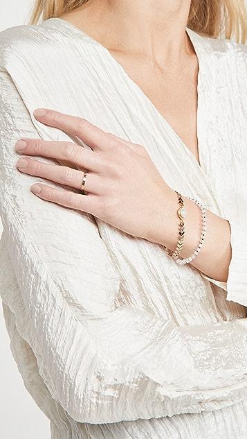 Chan Luu 月长石手链