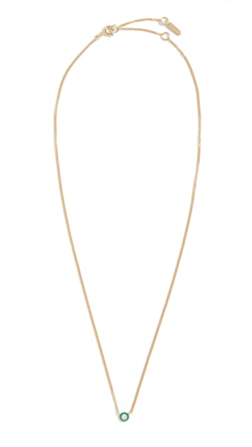 Chan Luu Green Pendant Necklace