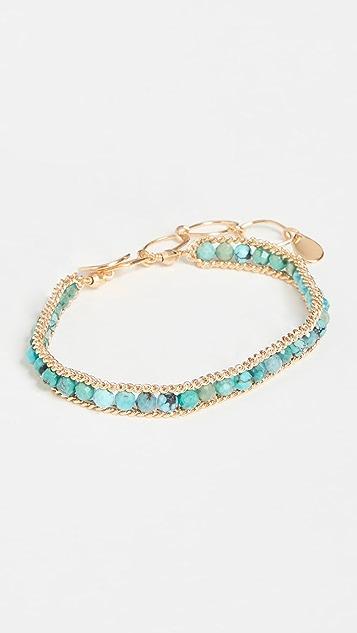 Chan Luu Turquoise Bracelet