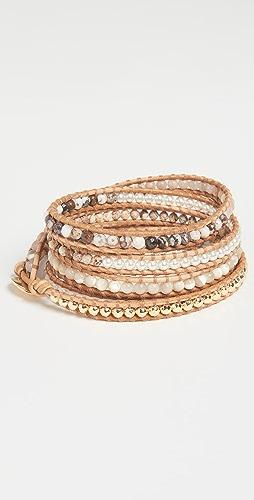 Chan Luu - Beaded Natural Mix Bracelet