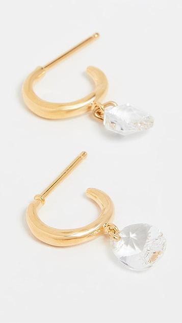 Chan Luu Crystal Drop Earrings
