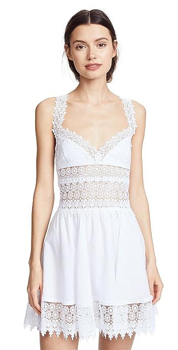 Charo Ruiz Marilyn Dress - White