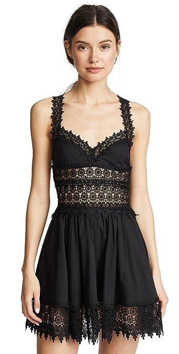 Charo Ruiz Marilyn Dress - Black