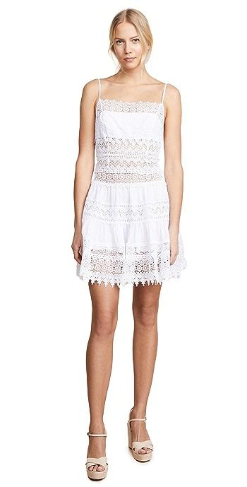 Charo Ruiz Joya Dress - White