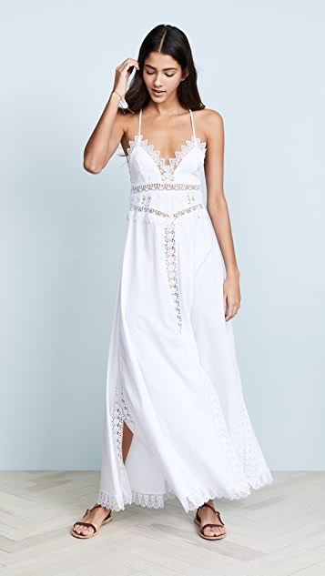 Charo Ruiz Imagen Dress - White