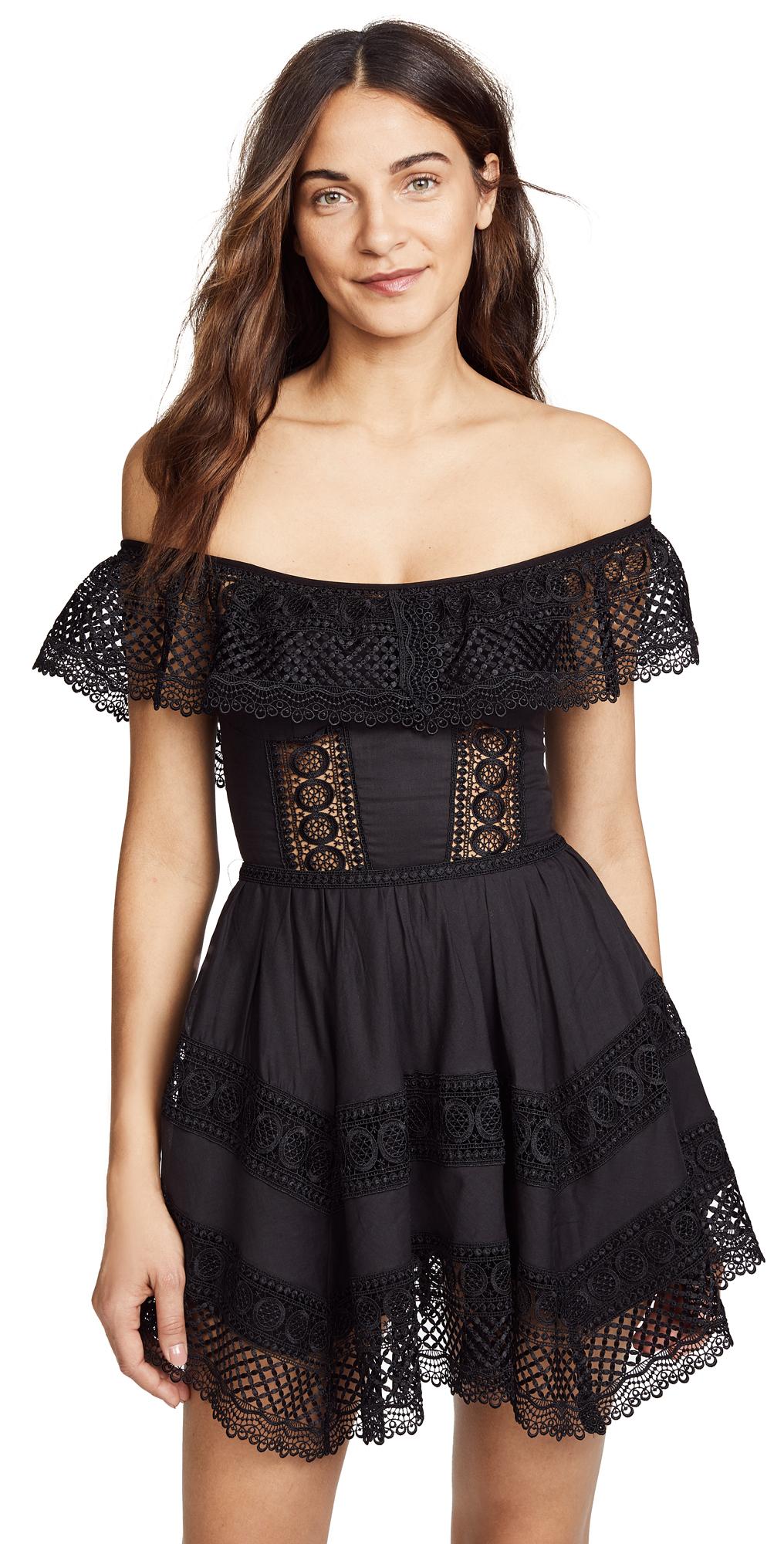Vaiana Off Shoulder Dress
