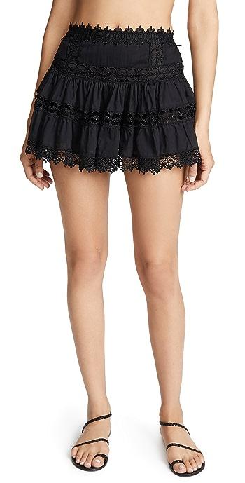 Charo Ruiz Greta Skirt - Black